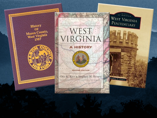 West Virginia Books